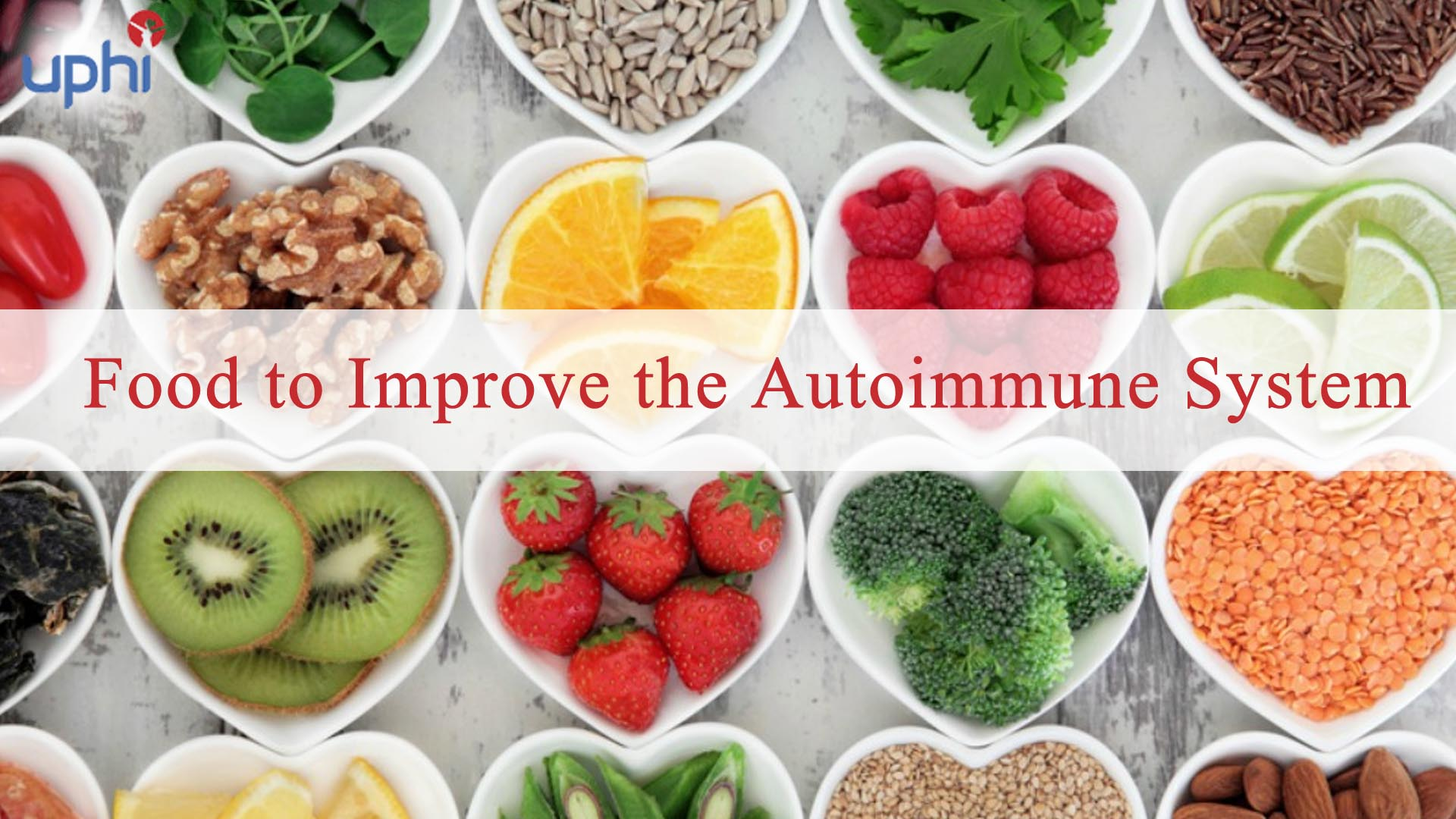 Food to Improve The AutoImmune System