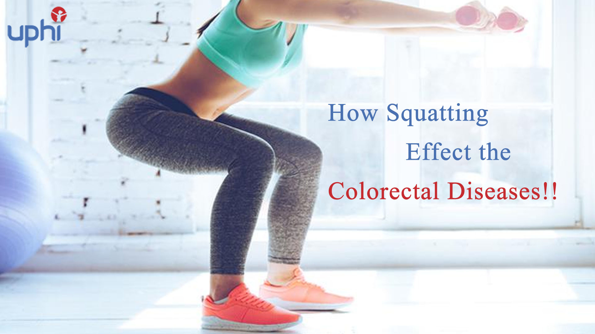 Squatting Effect the Colorectal Diseases