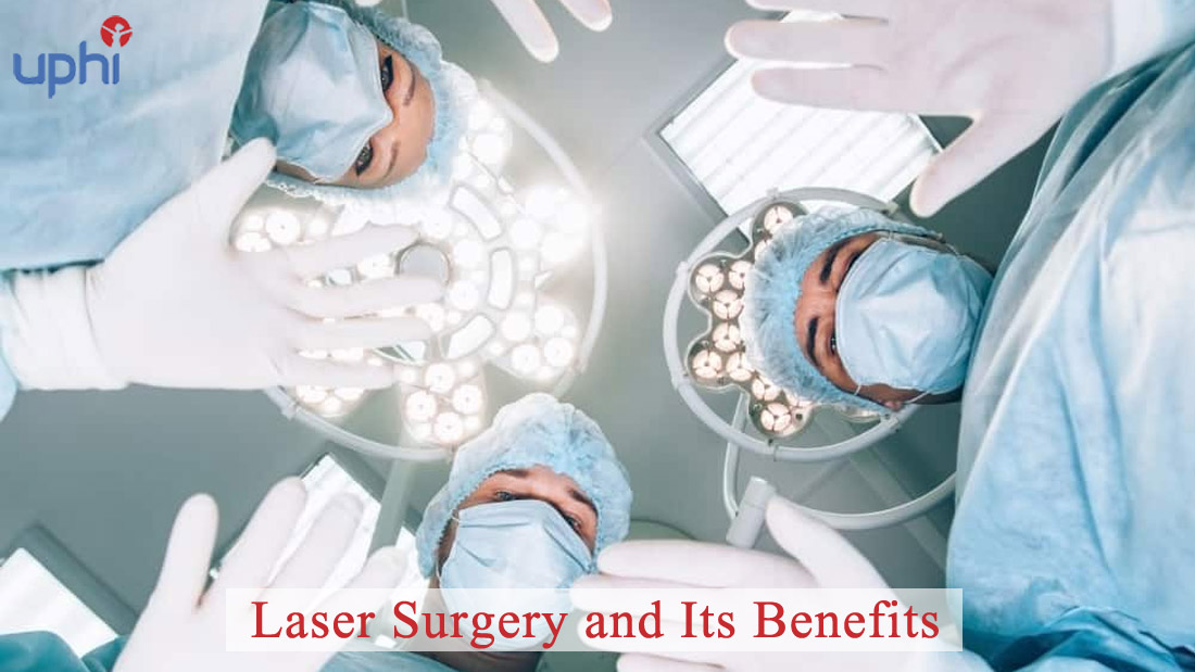 Laser Surgery And Its Benefits